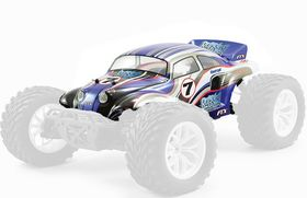 FTX Bugsta Painted Bodyshell - Blue