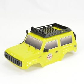 FTX Outback Mini 2.0 Paso Body Yellow with Accessories