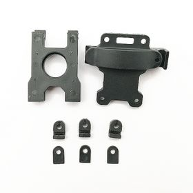 FTX DR8 Centre Diff Mount & Cover