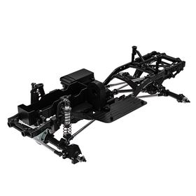 Gmade 1/10 GS02 TA Pro Chassis - KIT