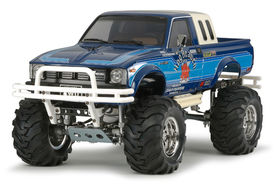 Tamiya Toyota 4X4 Pick Up Bruiser EP - 3Speed