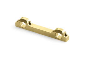 Xray Brass Rear Lower Suspension holder - Front